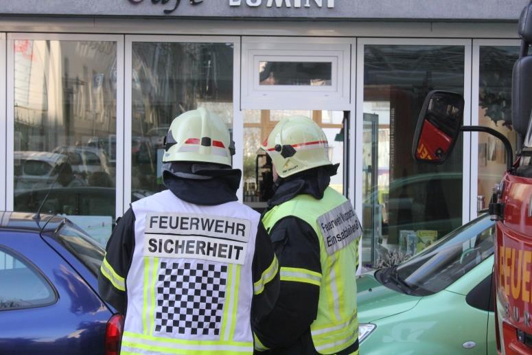 """BF Wuppertal erprobt Funktion """"Sicherheitsassistent"""""""